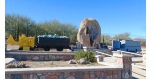 Mammoth Miners Memorial