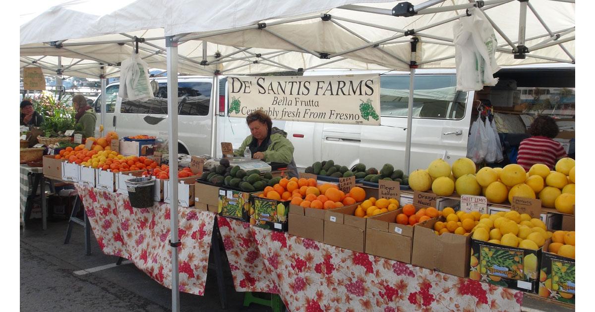 Marin County Farmers Market