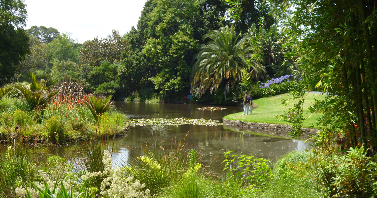 Melbourne Royal Botanical Garden