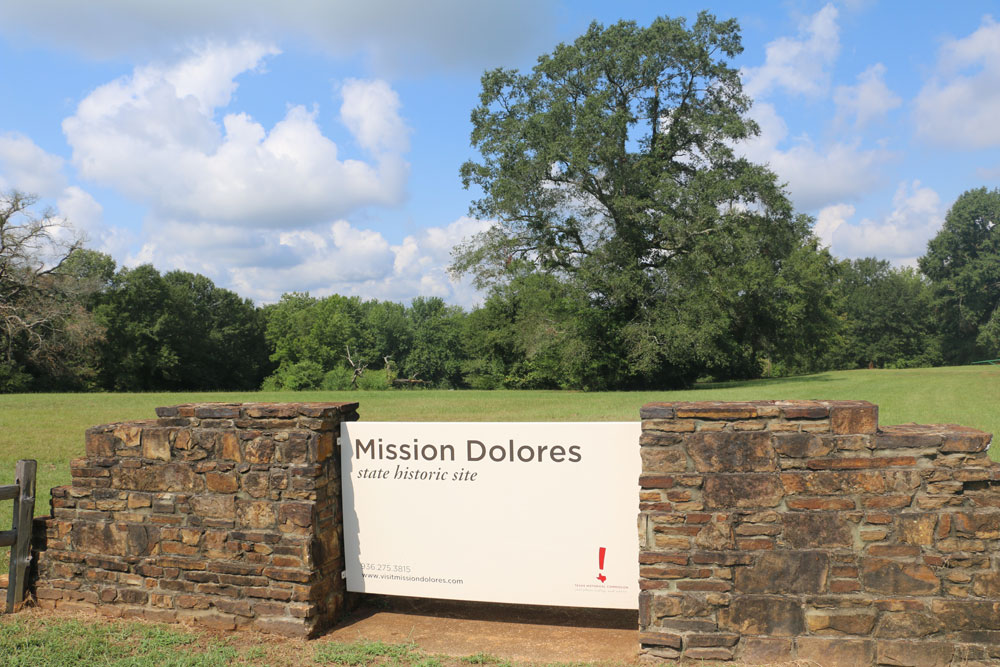 MISSION DOLORES STATE HISTORIC SITE