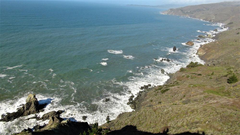 Muir Beach and Muir Beach Overlook