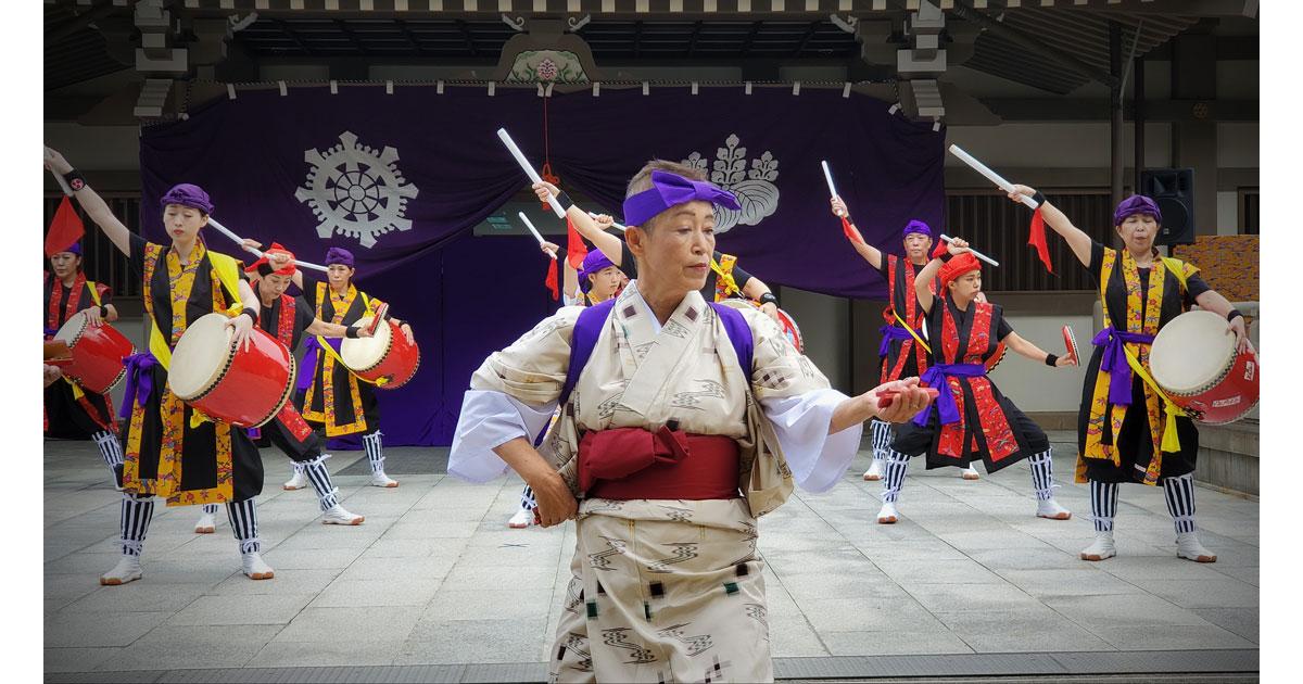 Nachi Taisha Temple Dancers