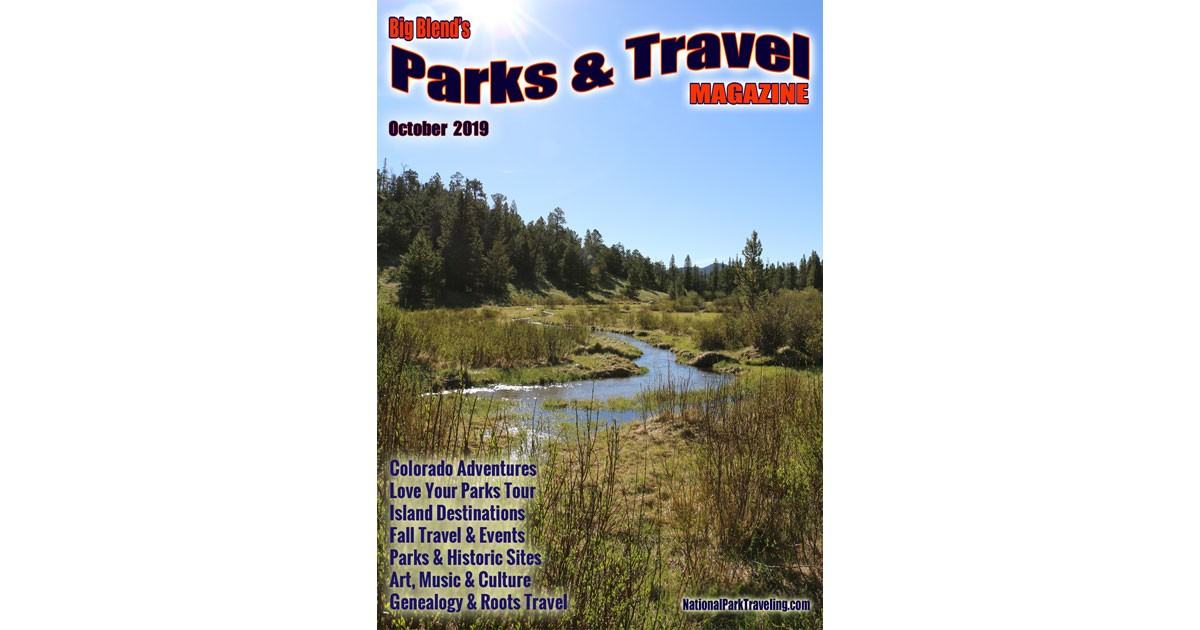 Parks & Travel Magazine - Oct 2019