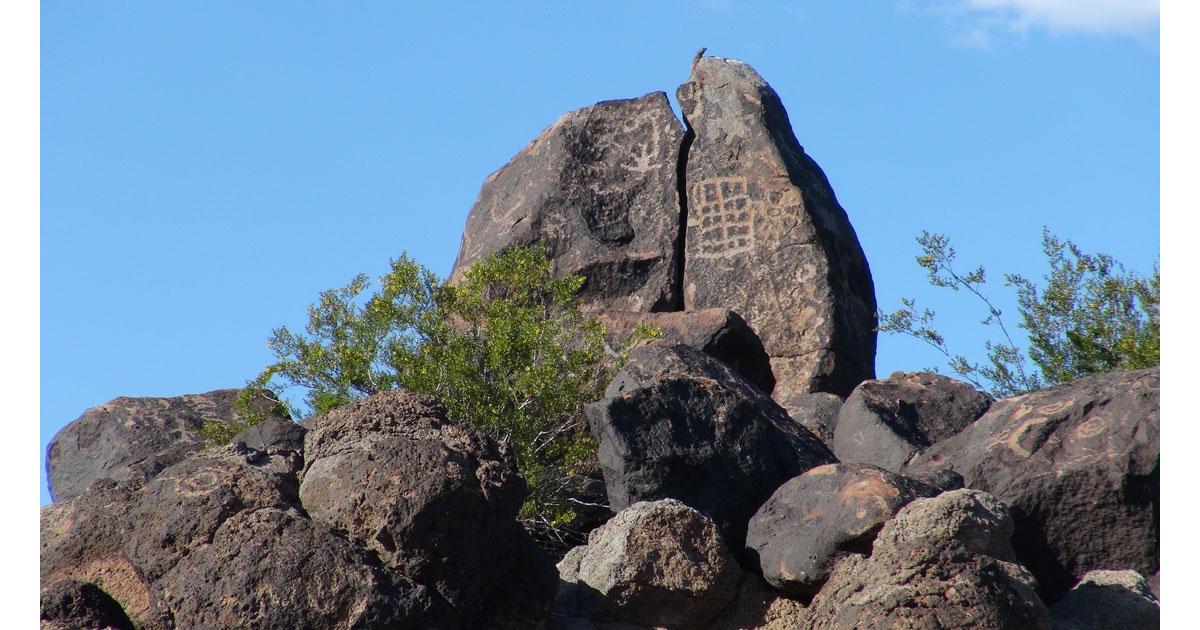 Painted Rock Petroglyph Site