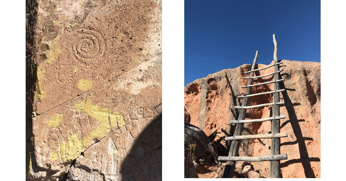 Park Petroglyphs & Ladders
