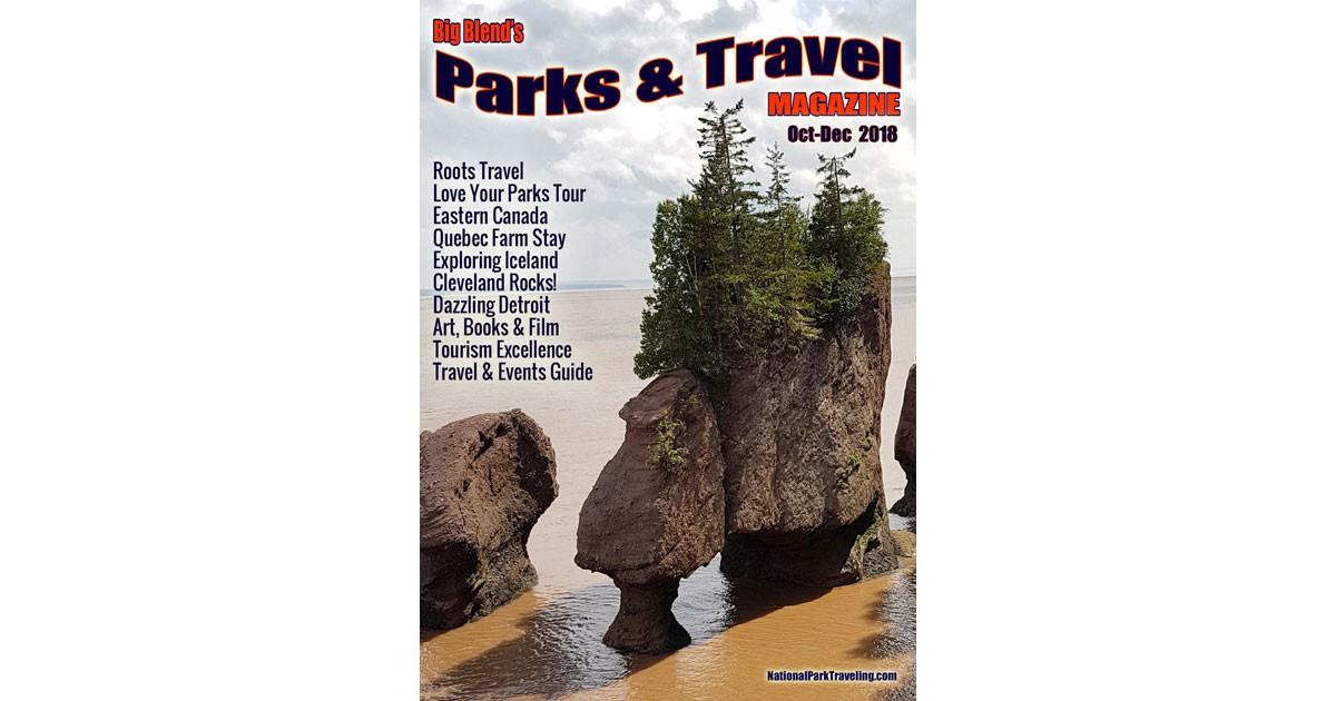 Park & Travel Magazine - Oct-Dec 2018