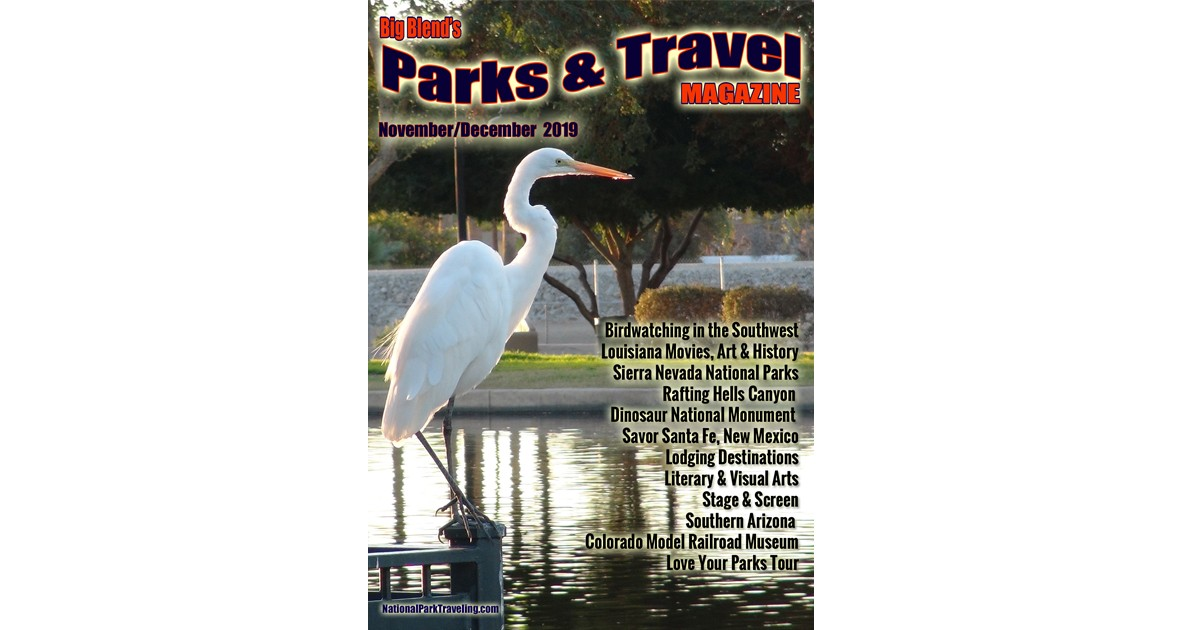 Parks & Travel Magazine - Nov 2019