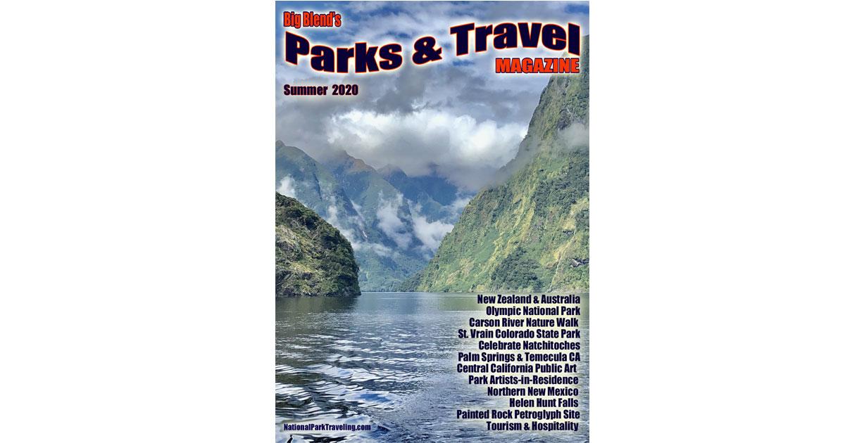 Parks & Travel Magazine Summer 2020