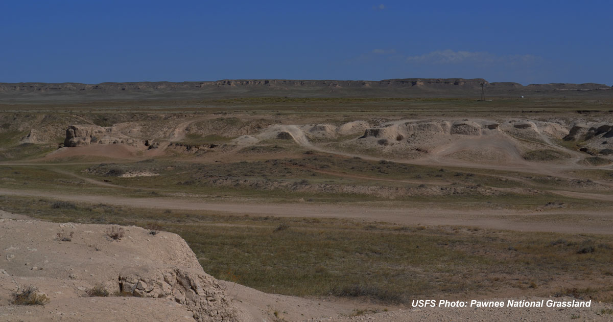 USFS Photo: Pawnee National Grassland