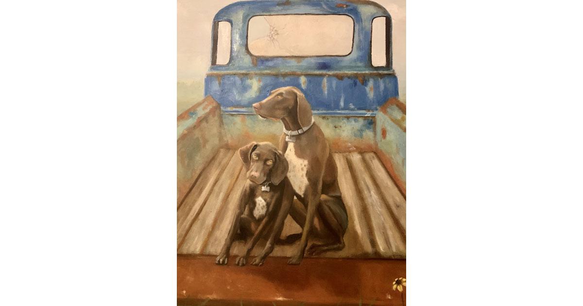 Pete and Sam by Cheryl Jashek