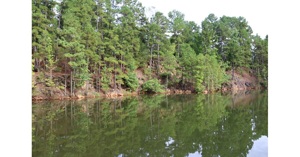 Pinnacle Mountain Arkansas State Park