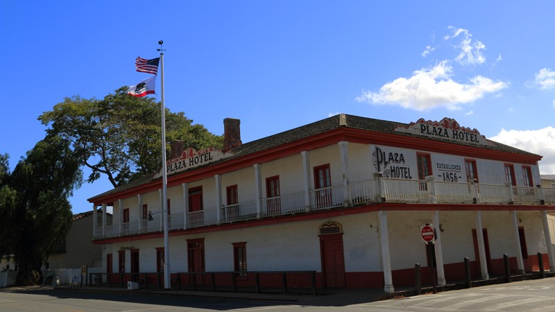 Plaza Hotel, San Juan Bautista
