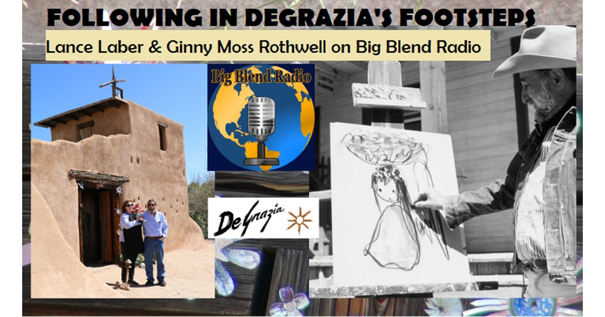 Following in the Footsteps of Artist Ted DeGrazia