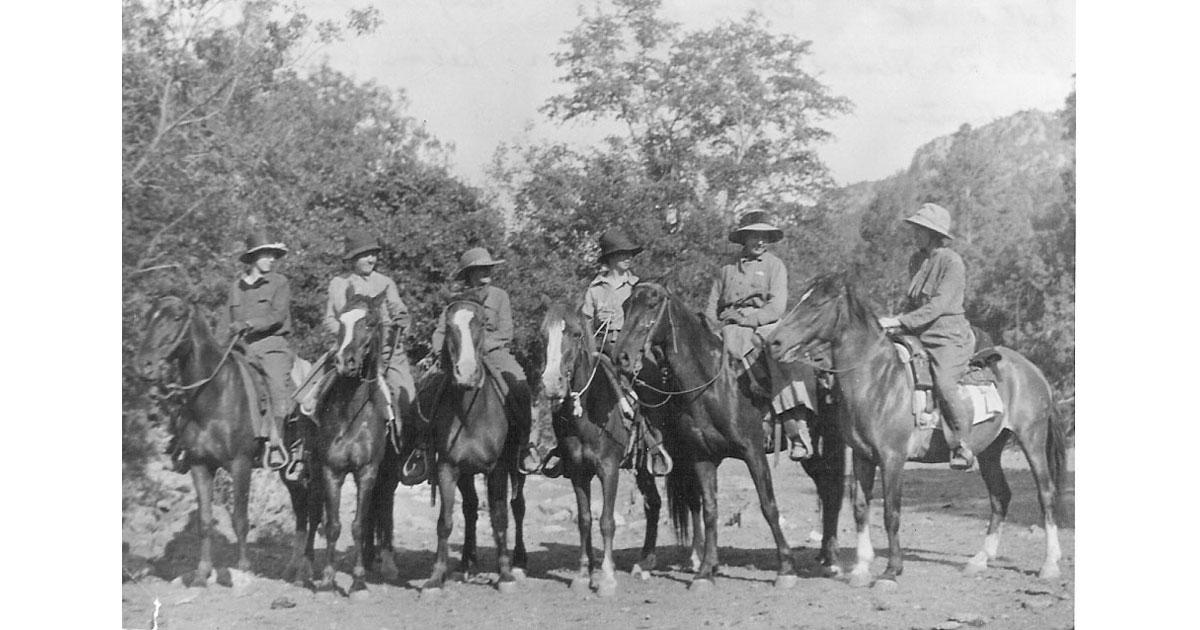 Ranch Guests