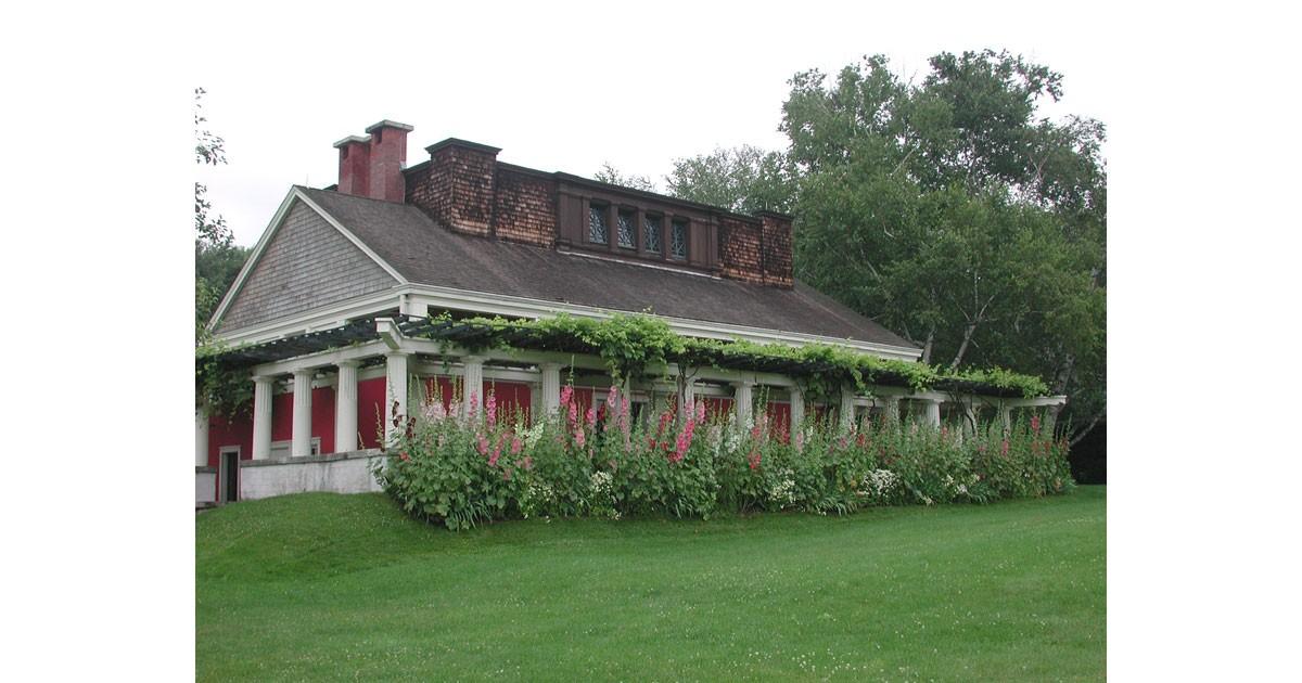 Saint-Gaundens National Historic Site - Little Studio