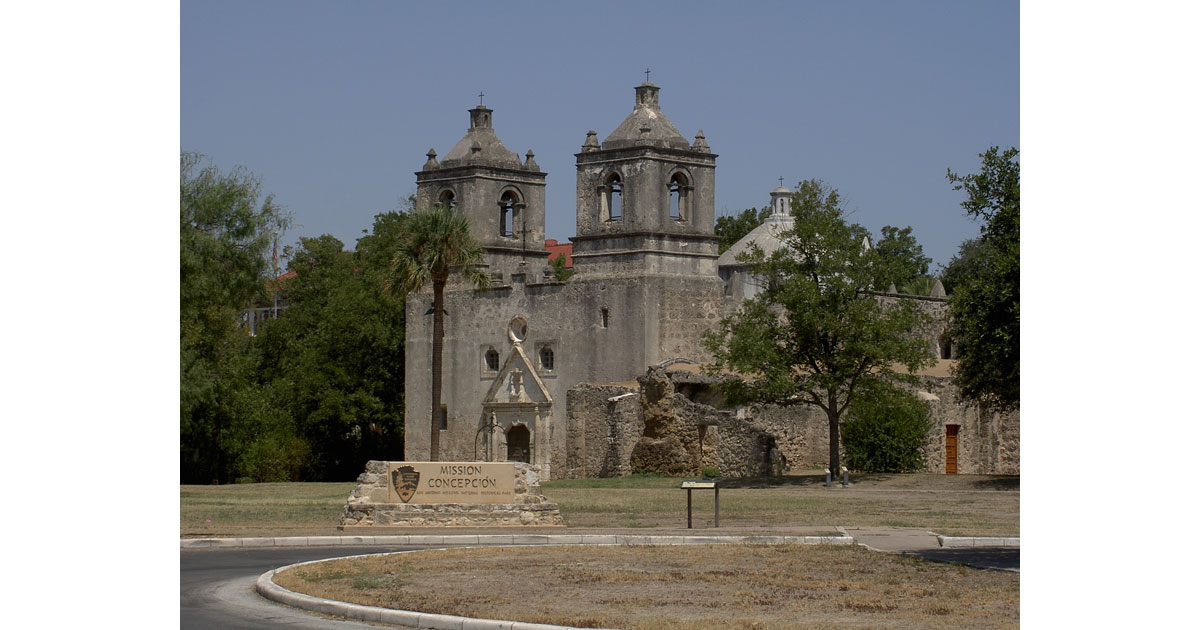 San Antonio Missions National Historical Park, Texas