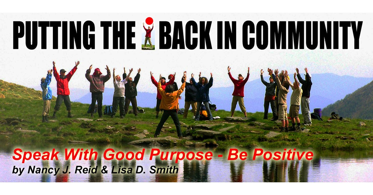 TOURISM EXCELLENCE: SPEAK WITH GOOD PURPOSE - BE POSITIVE