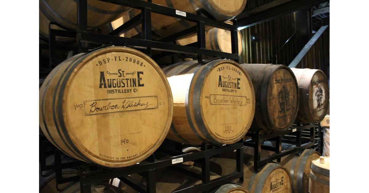 St. Augustine Distillery, St. Augustine, FL