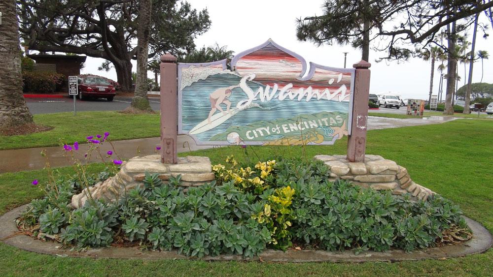 Swamis Beach