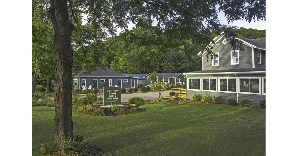The Hotel Saugatuck by Chris Giannelli
