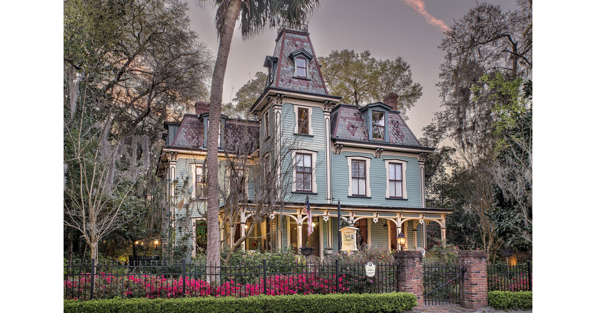 The Magnolia Plantation Bed and Breakfast