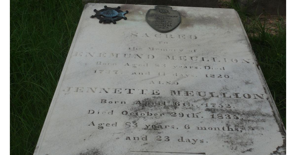 Historic Rapides Cemetery