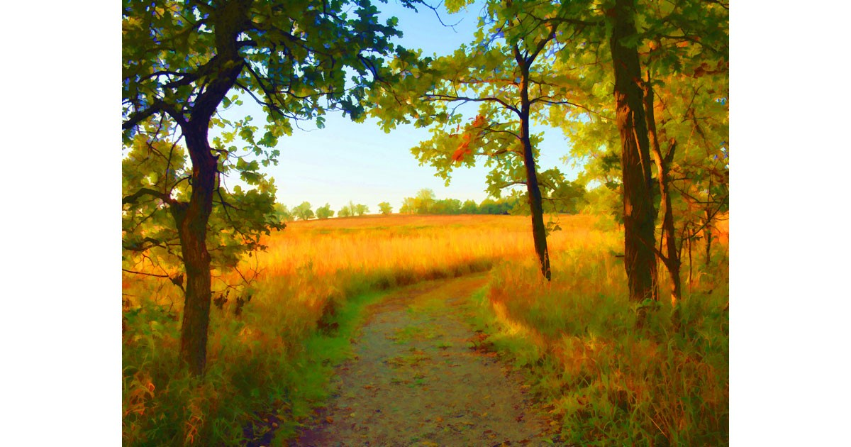 Walk Back in Time at the Homestead National Monument Park. Photo by Jim Schlett