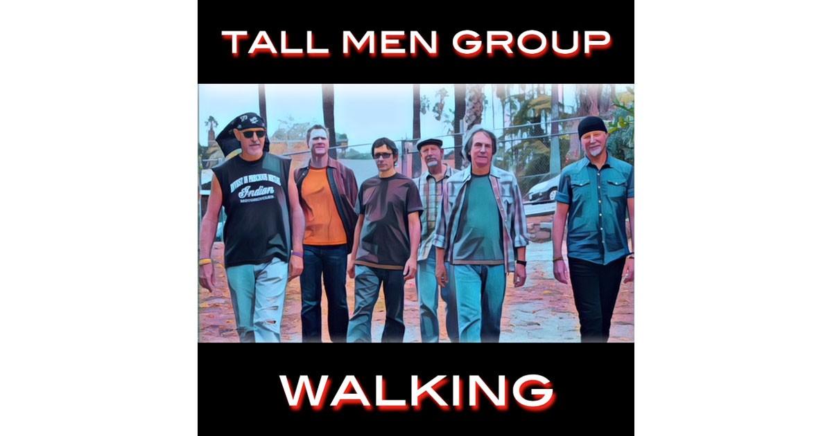 Tall Men Group: Walking