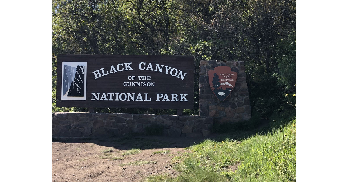 Welcome to Black Canyon of Gunnison National Park