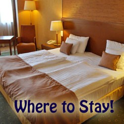 hotels, motels, campgrounds, RV parks, where to stay in national parks