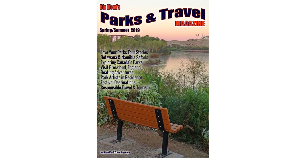 Parks & Travel Magazine - Spring-Summer 2019