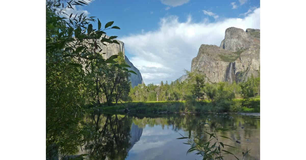Merced River - Linda Ballou