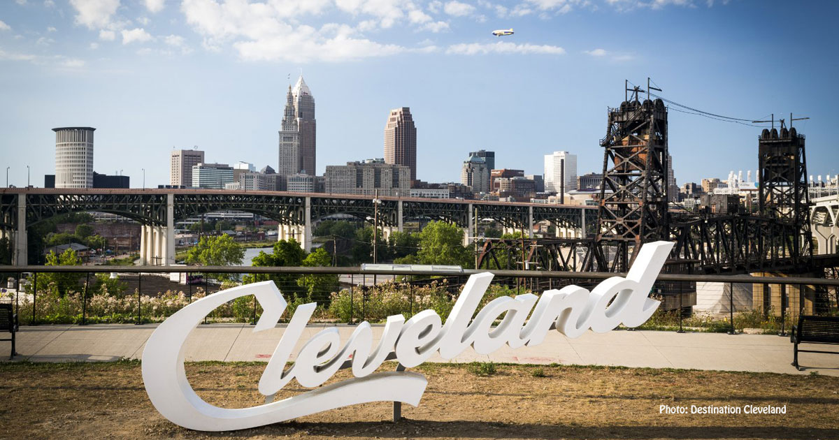 Seriously, Go To Cleveland!