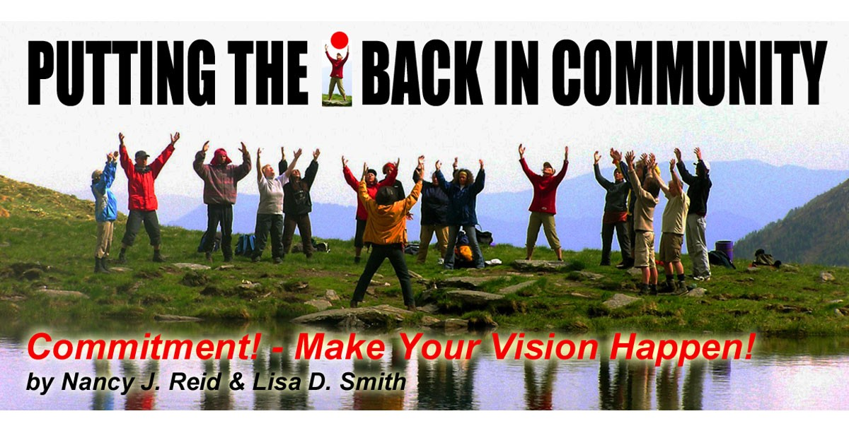 Commitment - Make Your Vision Happen