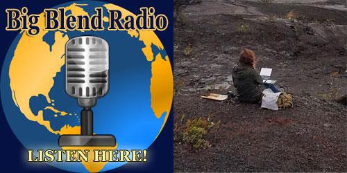 Dawn Waters Baker on Big Blend Radio