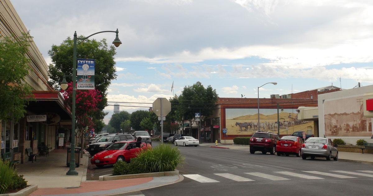 Exeter, California
