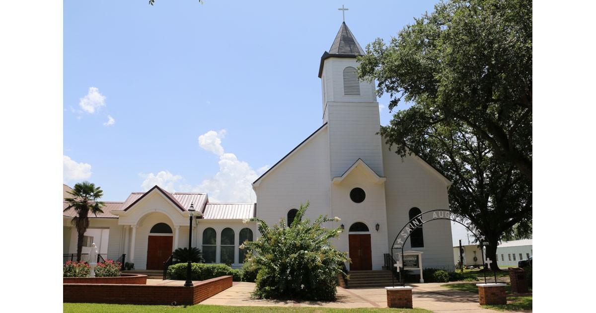 The Wedding Scene in Steel Magnolias was filmed at St Augustine