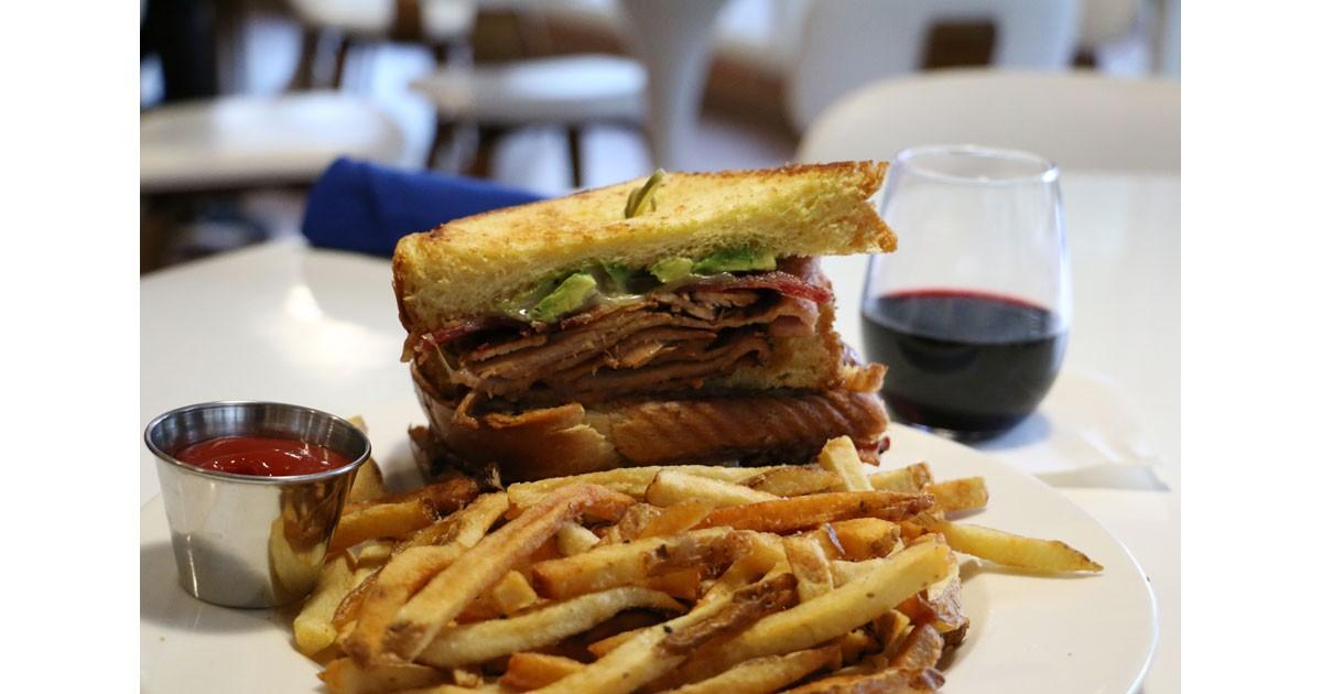 Grab a Bite at 1st City Cafe at The Fredonia Hotel