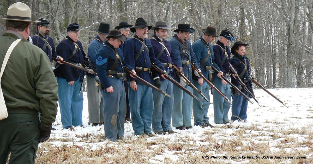 Fort Donelson National Battlefield - Kentucky