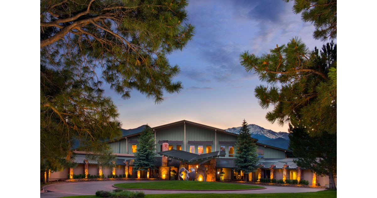 Enjoy a heavenly getaway at the Garden of the Gods Resort and Club in Colorado Springs.  Photo by Garden of the Gods Resort and Club