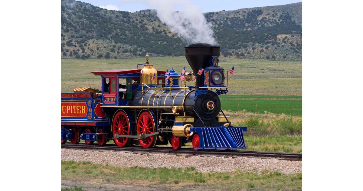 Golden Spike Railroad