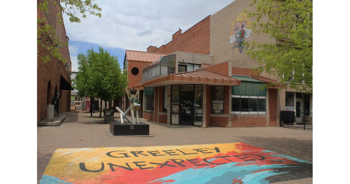 Downtown Greeley, CO