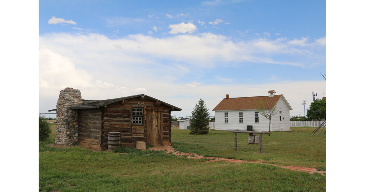 South Platte Valley Historical Park in Fort Lupton