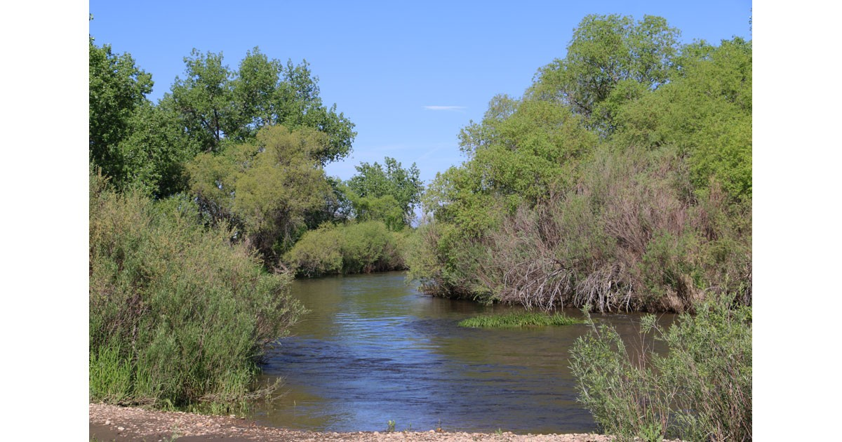 Poudre River Trail at the Pudre Learning Center