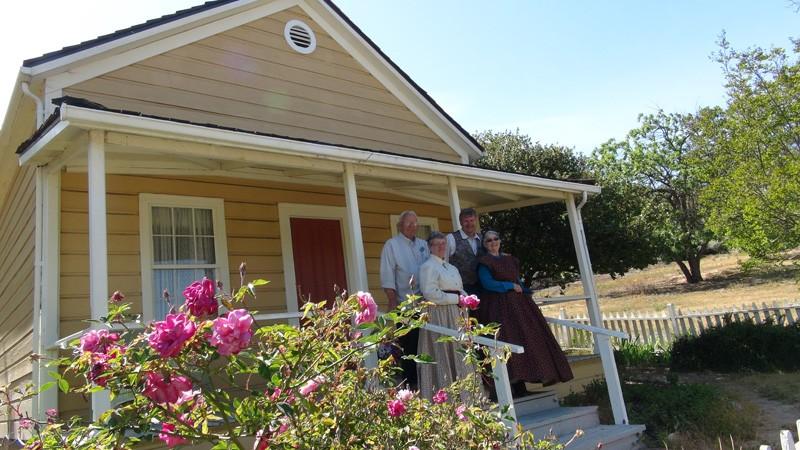 San Benito County Historical Park
