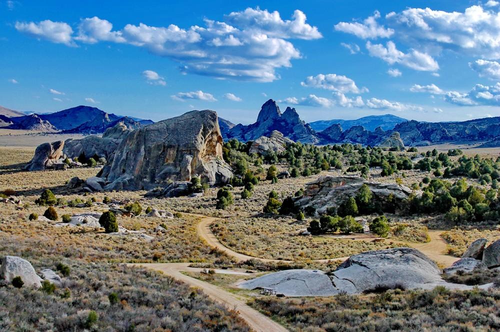 Idaho National Parks & Public Lands