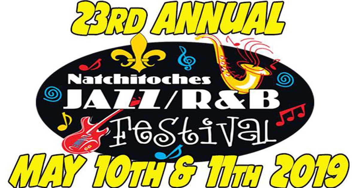 Annual Natchitoches Jazz/R&B Festival