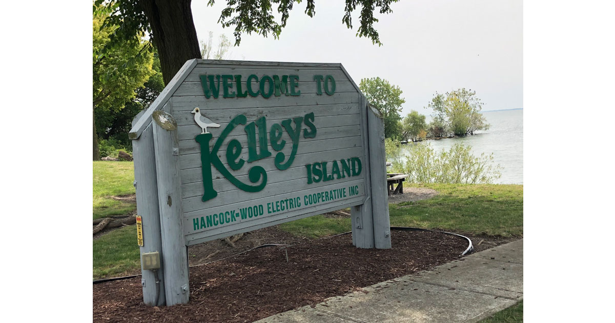 Kellys Island