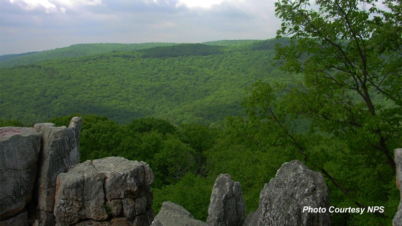 Maryland National Park Units
