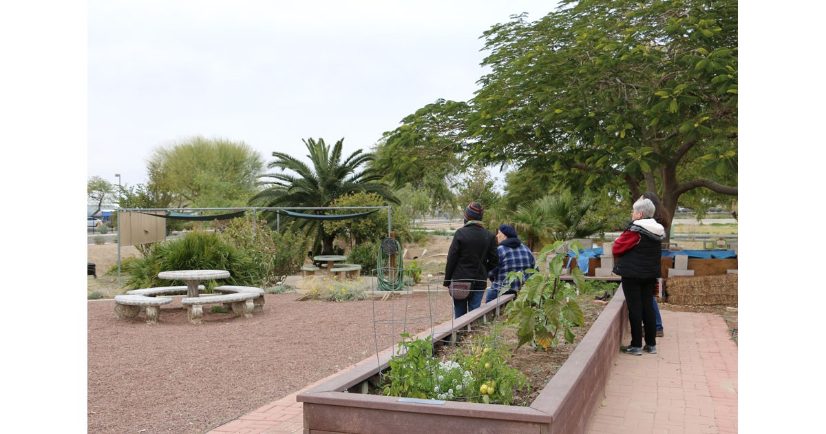Robert J. Moody Conservation Garden
